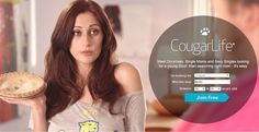 CougarLife on http://www.DatingSiteReviews24.com - Best Dating Site Reviews Online