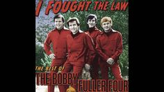 Jan of 1966 we were loving listening to 'I Fought The Law (and the law won)' from the Bobby Fuller Four. I learned how to do my first ever drumming to this song! And back then, girls didn't drum!