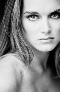 Brooke Shields by Antoine Verglas