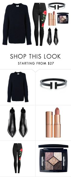"""""""Untitled #2369"""" by maddie-xxx-1 ❤ liked on Polyvore featuring 3.1 Phillip Lim, Acne Studios, Charlotte Tilbury and Christian Dior"""