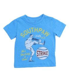 Baby Southpaw Tee - Sale - Shop - baby boys | Peek Kids Clothing