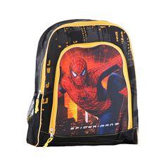 Le sac à dos Spiderman d'enfant pour l'école primaire - Sac Spider-Man pas cher sous licence officielle coloré et dynamique, un bagage pour garçon    http://www.lamaisontendance.fr/catalogue/sac-a-dos-spiderman-ecole-primaire/    #sac #spiderman #école #enfant #bagage