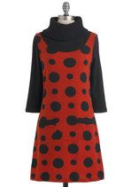 Luck Be a Ladybug Dress