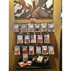 SPICES!!!  from bacon barbecue rubs to pesto blends, we've got your spices!!  www.theoldworldoliveco.com