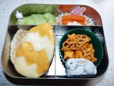 #easter #egg #bunny bento lunch