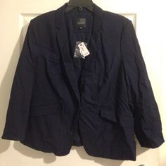 The Limited Blazer Dark Blue Blazer. New with tags, never worn. Make an offer The Limited Jackets & Coats Blazers