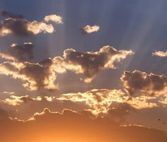 Clouds Sunset by PucSpeed Wallpapers - 03/11/2015