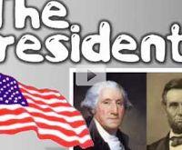 Harry Kindergarten President Song & a President's Day Freebie