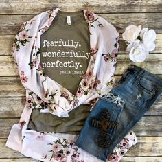 Fearfully & Wonderfully - Kind Shirt - Ideas of Kind Shirt - Fearfully & Wonderfully BACK: Cheerleaders names (BRING IT background) FLS cheer Momma Shirts, Cute Shirts, Cute Summer Outfits, Cute Outfits, Sport Outfits, T Shirt Press, Cute Shirt Designs, Fashion Design Sketches, Vinyl Shirts