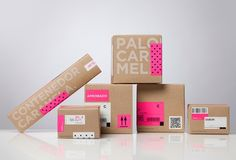 packaging designed by anagrama