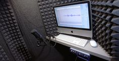 whisper room recording booth - Google Search