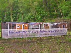 Banner von bannerstop.com für das Unternehmen Camping Sternberg.