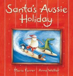 An Aussie Christmas is about prawns on the barbie and jumping in the pool. We've rounded up our favourite Australian Christmas books for kids. Aussie Christmas, Australian Christmas, Summer Christmas, Christmas Concert, Christmas Books For Kids, Christmas Activities, A Christmas Story, Christmas Ideas, Holiday Ideas