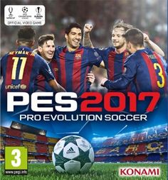 Download Game Pro Evolution Soccer 2017 iso full version with crack terbaru gratis, game PES 2017 latest version download multi part and single link