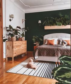 Living Room Interior, Home Interior Design, Home Bedroom, Bedroom Decor, Bedrooms, Cool Bedroom Furniture, Aesthetic Room Decor, Living Room Inspiration, New Room