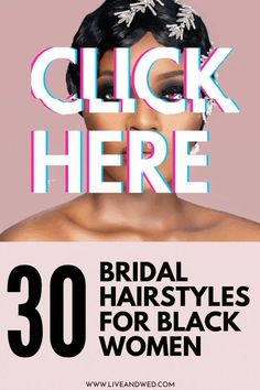 Engaged and looking for the right hairstyle for your wedding? Here are 30 stunning hairstyles for Black Brides - African Brides - Multicultural women. Find the inspiration for your bridal hairstyle in our post.  Bridal Hairstyle Inspiration  Black Women Hairstyles   Engaged Black Brides  African Women  Bridal Hairstyles  Wedding Inspiration  Beauty Inspiration  #bridalhairstyle #hairstyleforblackwomen #blackbridehair #weddinghairstyle #naturalhair #blackbride #africanbride… African Wedding Hairstyles, Black Women Hairstyles, Bride Hairstyles, Down Hairstyles, Natural Hair Wedding, Bridal Hair Inspiration, Black Bride, Half Up Half Down Hair, Girl Blog