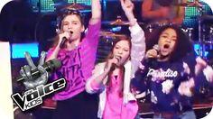 Shake It Off - Taylor Swift (Zoë, Lorena, Leonie)   The Voice Kids 2015 ...