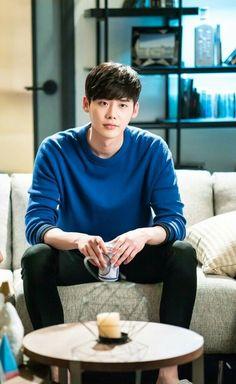 Lee jong suk ❤❤ while you were sleeping drama ^^ Lee Jong Suk Hot, Lee Jung Suk, Asian Actors, Korean Actors, Korean Dramas, Lee Jong Suk Wallpaper, Kang Chul, Gu Family Books, W Two Worlds