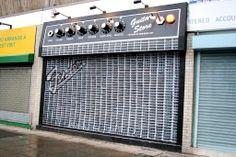 Guitar Store in Ireland
