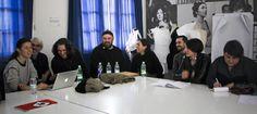 DIESEL Staff with Accademia di Costume e di Moda Students ( Fashion Design Master Program)