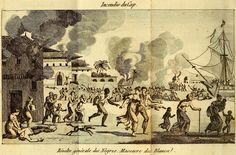 Impact of the Haitian Revolution around the world (Part I)