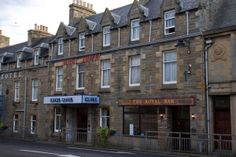 See 7 photos and 4 tips from 52 visitors to Royal Hotel Thurso. The hotel and rooms are worn out and mainly very. Scotland Travel, Scotland Trip, Britain, Multi Story Building, Street View, Highlands, Scottish Highlands