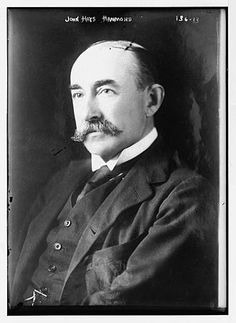John Hays Hammond: Known as the man with the Midas touch, he amassed a sizable fortune before the age of 40, mining in Africa in the late 19th Century