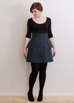 Nouveau patron : la jupe Anémone   Deer&Doe - le blog