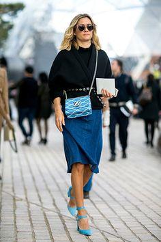 Sei fissata con i jeans? Quest'inverno portali così -cosmopolitan.it