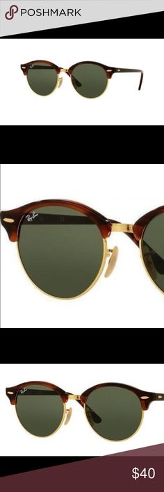 ray ban clubmaster model number s41d  Ray-Ban clubmaster sunglasses I got these as a gift They have the Ray