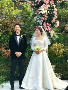 Wedding pics of my SongSong couple: