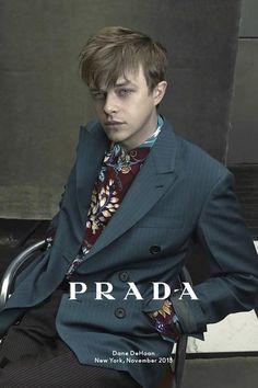 Annie Leibovitz Prada Menswear S/S 14 Campaign