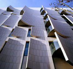 Omm Hotel, Barcellona, 2003 - Capella García Arquitectura #facade