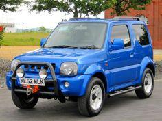 2002 52 SUZUKI JIMNY 1.3 SPECIAL * ELECTRIC FRONT WINCH * 4X4 4 WHEEL DRIVE * www.thecarwarehouse.co.uk £2495