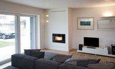 Pellet fireplace Vivo 90 of MCZ