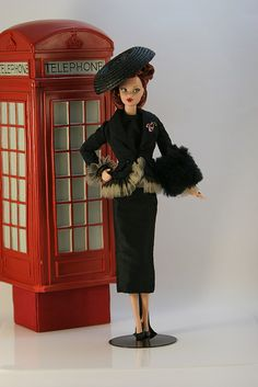 1940's Barbie 1 | Flickr - Photo Sharing! 716