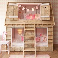Cool Wooden Bed Designs by Saartje Prum - Total Survival