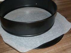 Kakaový olejový korpus na tortu (fotorecept) - obrázok 1