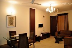 2 Bd Service Apt. - Hauz Khas in New Delhi, Delhi, India