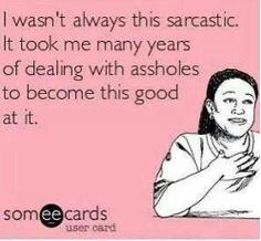#Sarcasm #quote