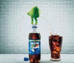 Creative Pepsi advertising