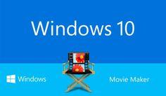 La suite Windows Essentials 2012 e quindi anche Movie Maker contenuto al suo interno, hanno raggiunto la fine del supporto il 10 gennaio 2017.