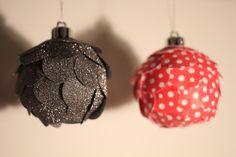 Christmas ornament #diy