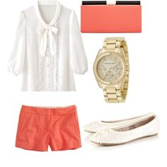 24 Great Outfit Ideas with Shorts