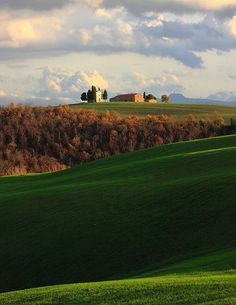 Shadows & Lights - Val d'Orcia | by Dancing Flowers by Gio'