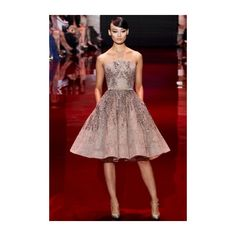 Elie Saab Fall 2013 Haute Couture Collection found on Polyvore