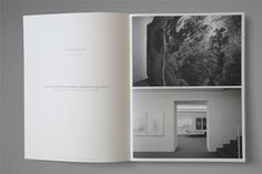 Exhibition catalogue featuring the work of Jean-François Reymond