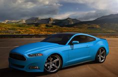 Handsome  Ford Mustang Redesign