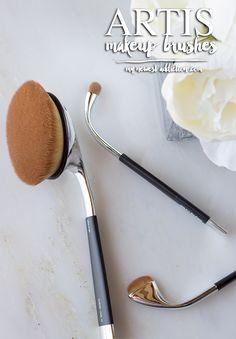 Artis Brushes | Fluenta - My Newest Addiction
