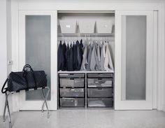 Minimalist Closet/Wardrobe